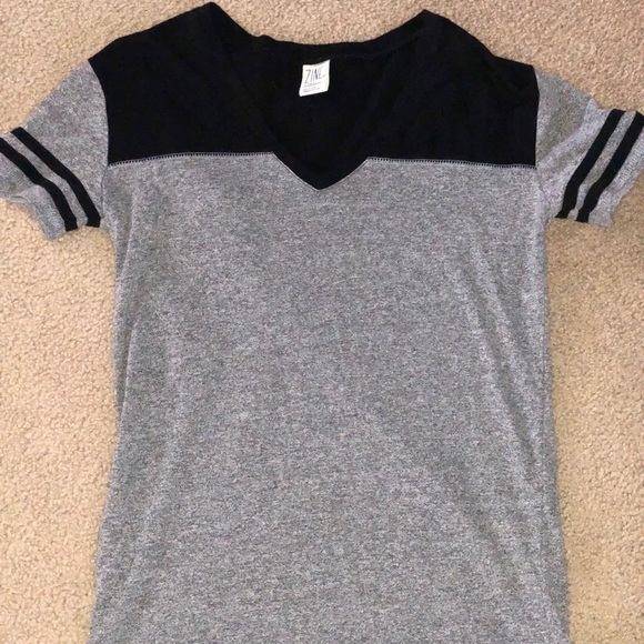 52d177b0 Zine Clothing Tops | Zine Womens Vneck Tshirt | Poshmark